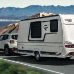 2019 Fendt Caravan Bianco Activ Emotion