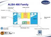 2020 Caravelair Alba 466 indeling