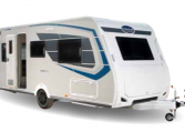 2020 Caravelair Artica caravan