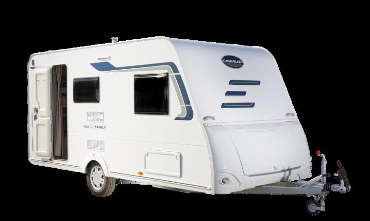 2020 carevalair caravan alba 426
