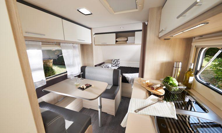 2020 carevalair caravan alba 466 family