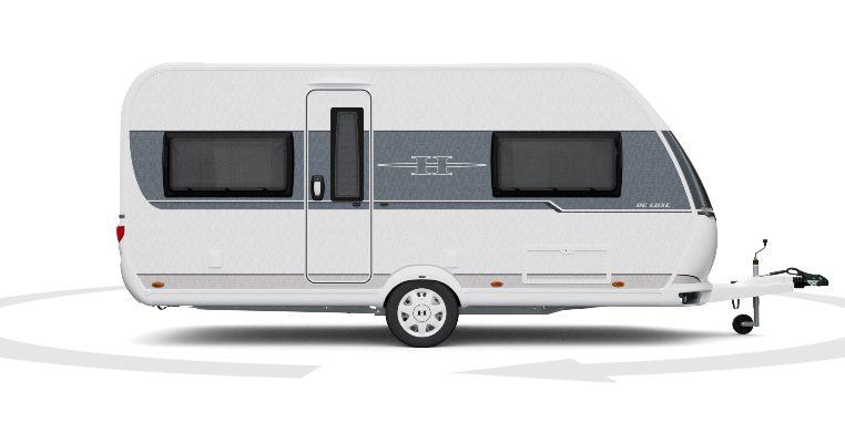 2020 Hobby DeLuxe Caravan
