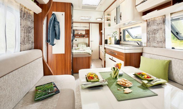 Hobby Excellent Caravan Model 2020