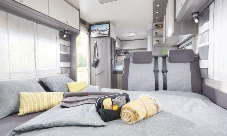2019 Hobby Camper Optima OnTour