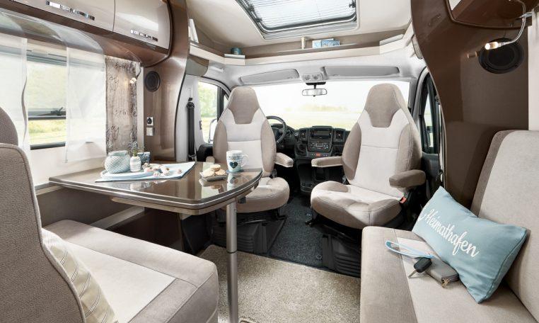 2020 Hobby Optima Premium Camper