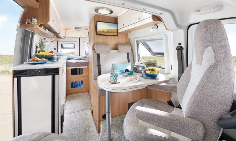 2020 Hobby Buscamper Vantana De Luxe