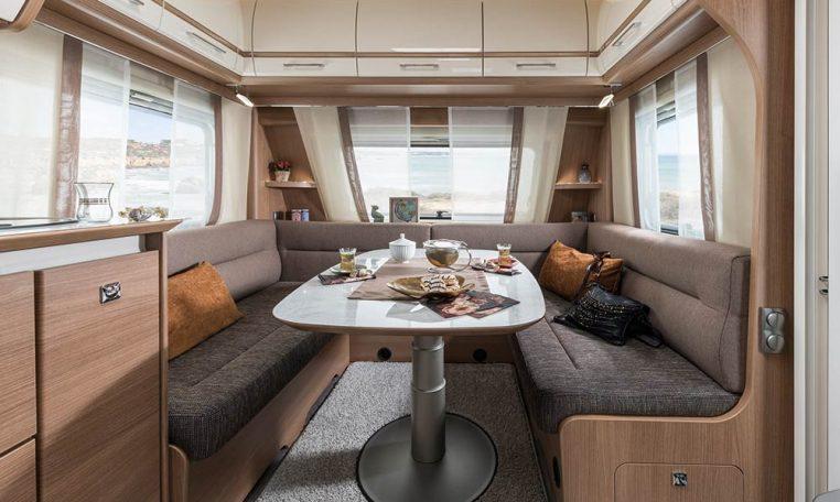2020 Fendt Opal Caravan