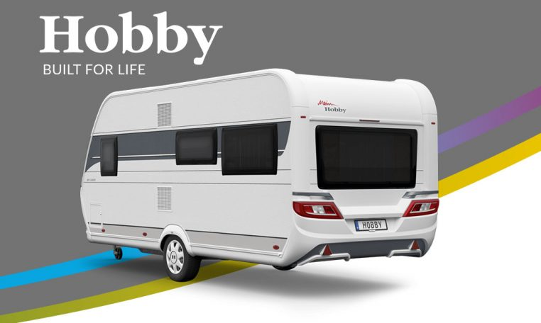 Cannenburg Hobby Exterieur Back 460 UFe 2021