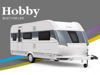 Cannenburg Hobby Exterieur Back 540 KMFe 2021