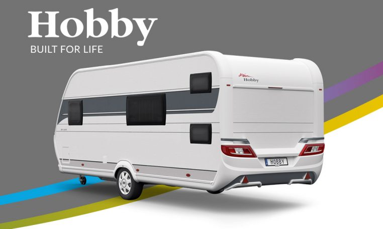 Cannenburg Hobby Exterieur Front 540 KMFe 2021