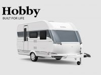 Cannenburg Hobby on tour 390 SF Exterieur Front 2021 2