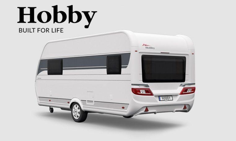 Cannenburg Hobby on tour 460 DL Exterieur Back 2021