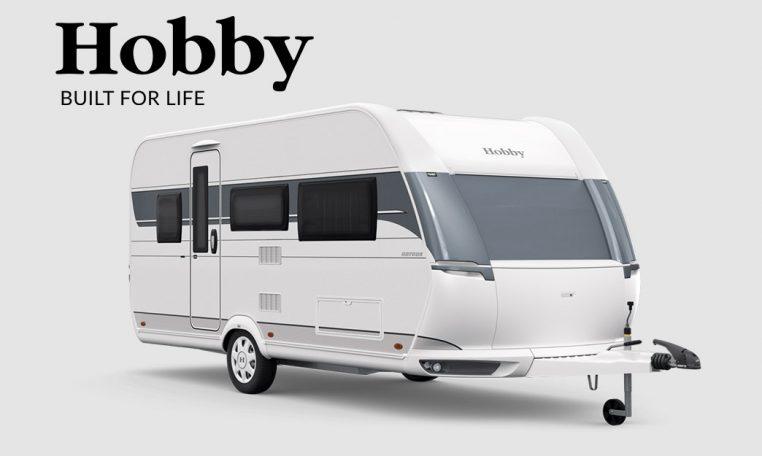 Cannenburg Hobby on tour 460 DL Exterieur Front 2021