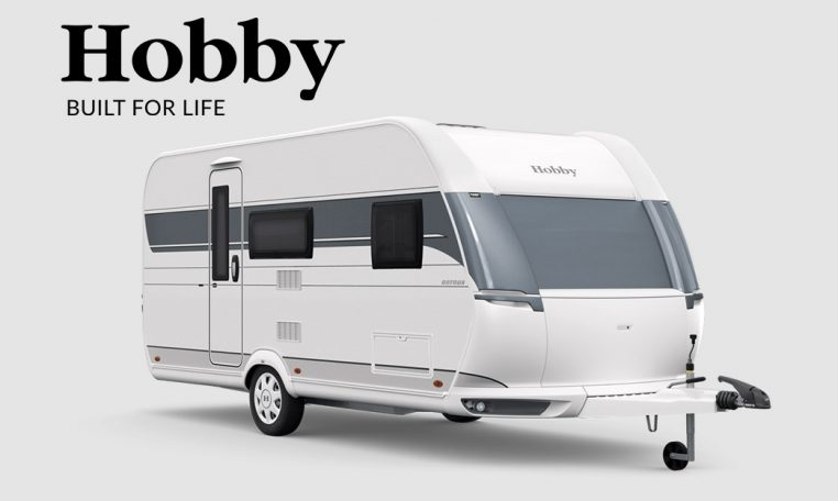 Cannenburg Hobby on tour 470 KMF Exterieur Front 2021
