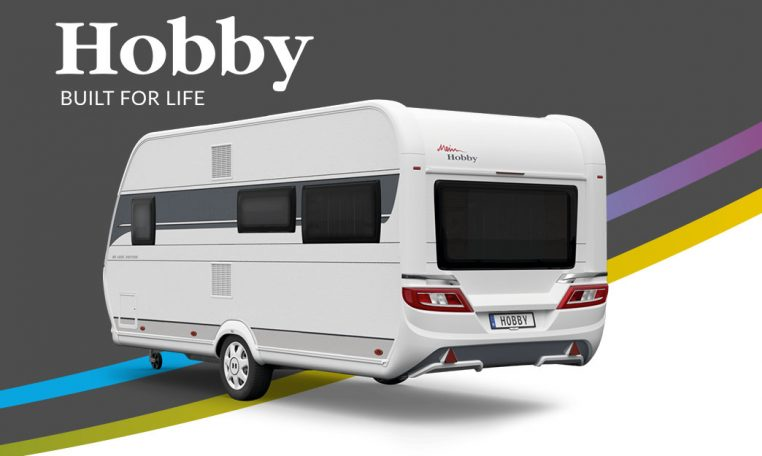 Hobby De Luxe Edition Back 460 UFe 2012