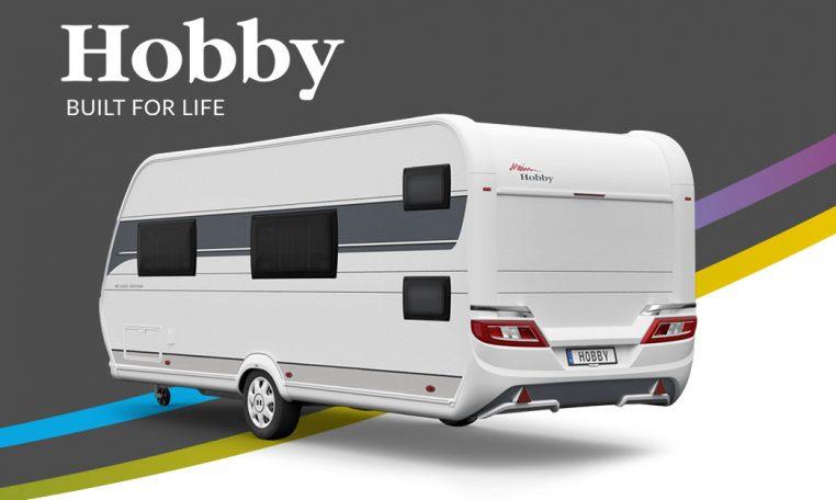 Hobby De Luxe Edition Back 560 KMFe 2012