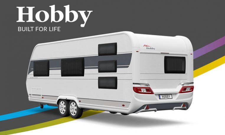 Hobby De Luxe Edition Back 650 KMFe 2012
