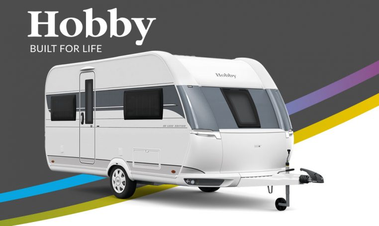 Hobby De Luxe Edition Front 460 UFe 2012