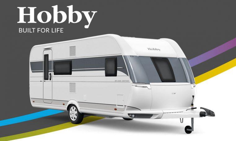 Hobby De Luxe Edition Front 560 KMFe 2012