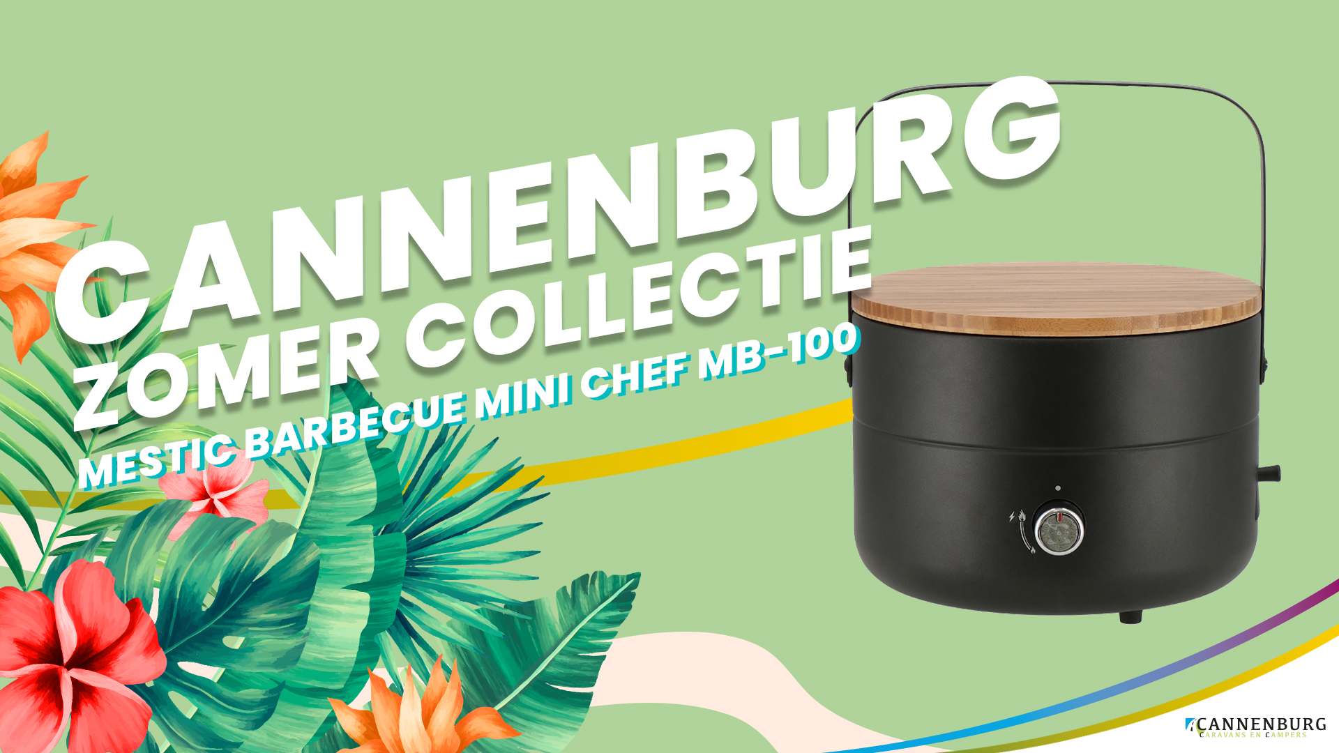 Zomer collectie 2020 MESTIC BBQ 1