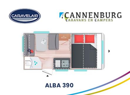 cannenburg caravelair alba 390 2021