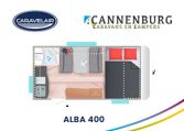 cannenburg caravelair alba 400 2021