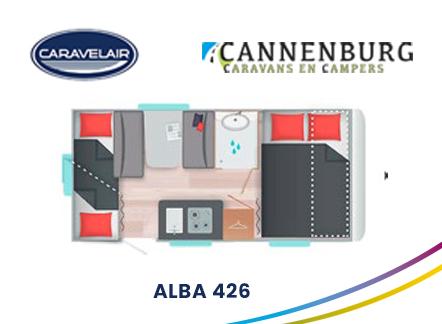 cannenburg caravelair alba 426 2021