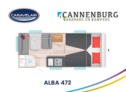 cannenburg caravelair alba 472 2021