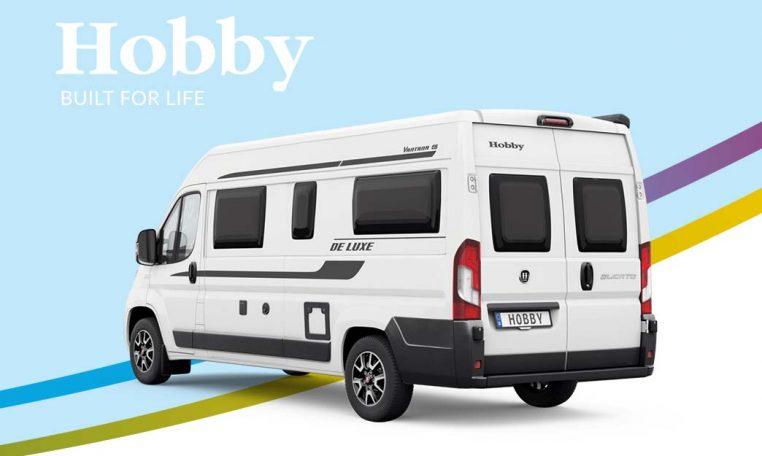 Cannenburg Hobby Vantana De Luxe Back K65 ET 2021 Fenster wit