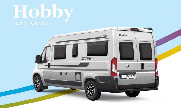 Cannenburg Hobby Vantana De Luxe Back K65 ET 2021 Fenster zilver