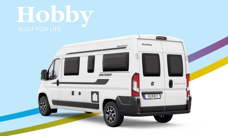 Cannenburg Hobby Vantana Ontour Back K60 FT 2021 Weis pakket