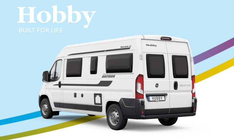 Cannenburg Hobby Vantana Ontour Front K60 FT 2021 Fenster weis