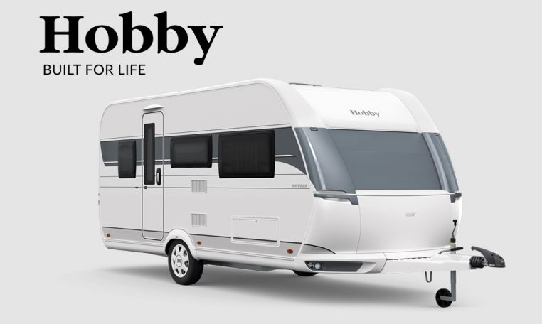 Cannenburg Hobby on tour 470 UL Exterieur Front 2021 correct