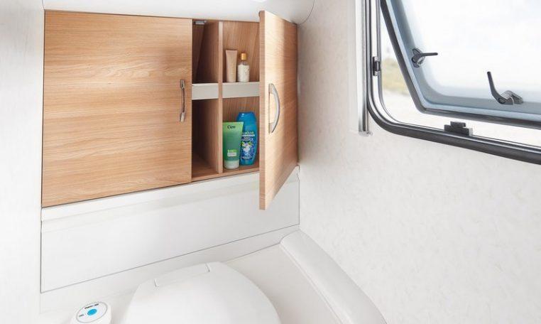 Hobby De Luxe 400 SFe model 2022 Cannenburg interieur 1