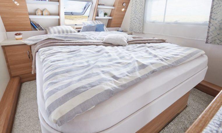 Hobby 460 SFf De Luxe model 2022 interieur cannenburg 1