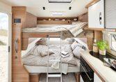 Hobby 515 UHL De Luxe model 2022 interieur binnenkant cannenburg 4