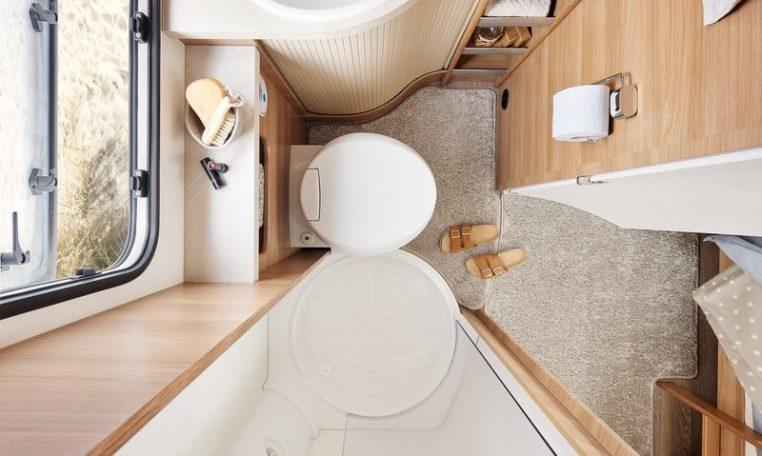 Hobby 545 KMF De Luxe model 2022 interieur binnenkant cannenburg 4