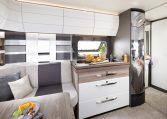 Hobby Excellent Edition 460 UFe model 2022 interieur binnenkant cannenburg 1