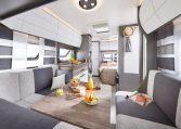 Hobby Excellent Edition 460 UFe model 2022 interieur binnenkant cannenburg 4