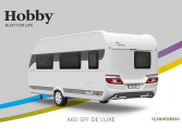 Hobby De Luxe 460 SFf model 2022 Cannenburg Back
