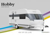 Hobby De Luxe 460 SFf model 2022 Cannenburg Front
