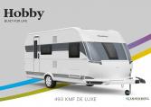 Hobby De Luxe 490 KMF model 2022 Cannenburg Front