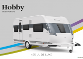 Hobby De Luxe 495 UL model 2022 Cannenburg Front