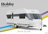 Hobby De Luxe 515 UHL model 2022 Cannenburg Front Buitenkant