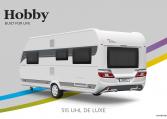 Hobby De Luxe 515 UHL model 2022 Cannenburg back Buitenkant