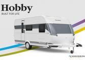 Hobby ONTOUR 470 KMF model 2022 Cannenburg Front