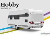 Hobby ONTOUR 470 KMF model 2022 Cannenburg Rear