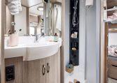 Hobby 720 KWFU Prestige model 2022 interieur binnenkant cannenburg1