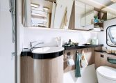 Hobby 720 WQC Prestige model 2022 interieur binnenkant cannenburg2