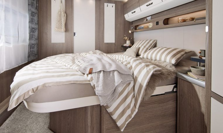 Hobby 720 WQC Prestige model 2022 interieur binnenkant cannenburg4